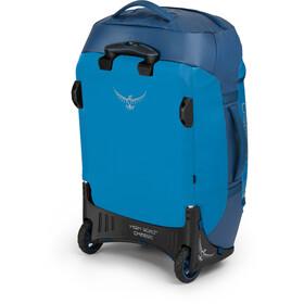 Osprey Rolling Transporter 40 Duffelilaukku, kingfisher blue